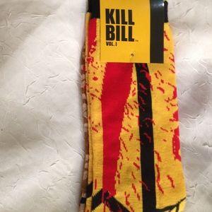 Miramax Kill Bill socks